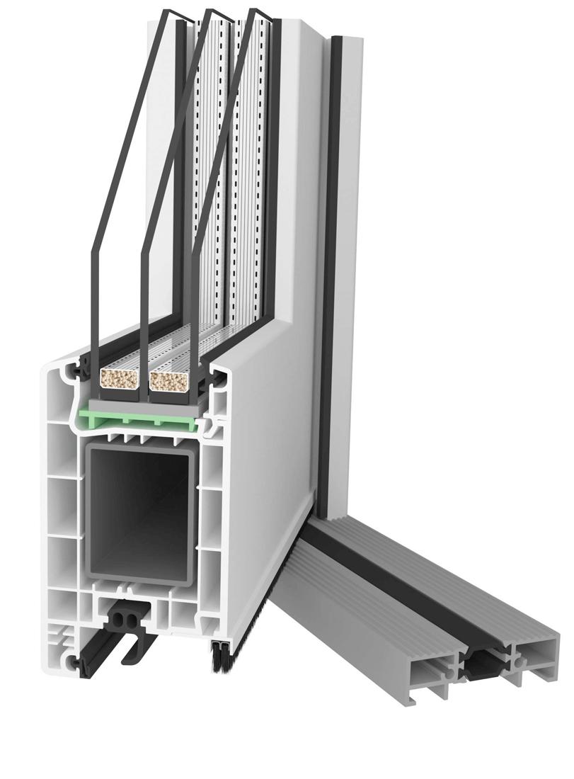 Дверной профиль Ortex Door
