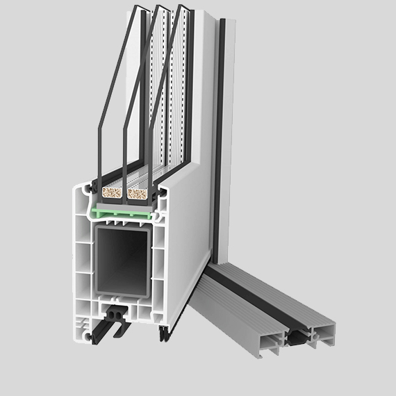 Профиль  ORTEX Premium Door