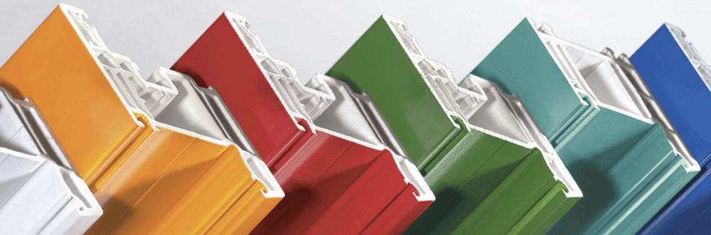 Окраска изделий из ПВХ по технологии швейцарской фирмы FEYCO